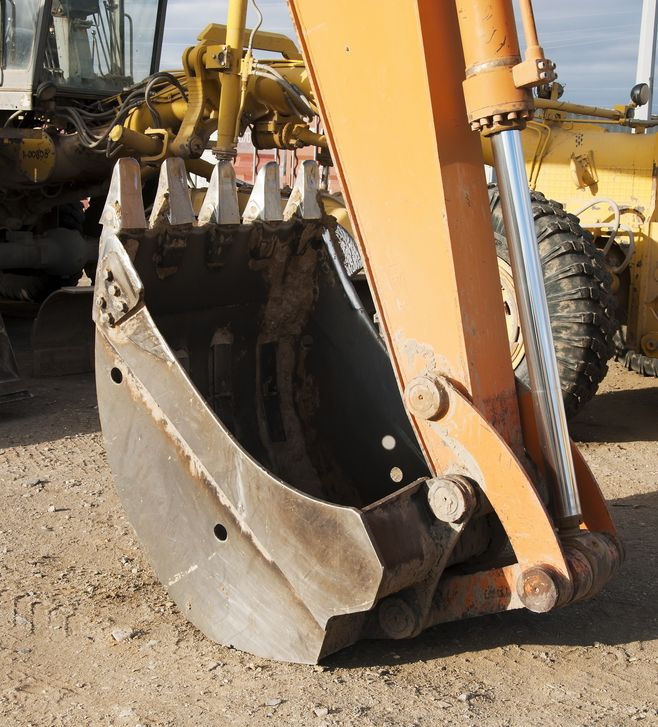 equipment for land clearing