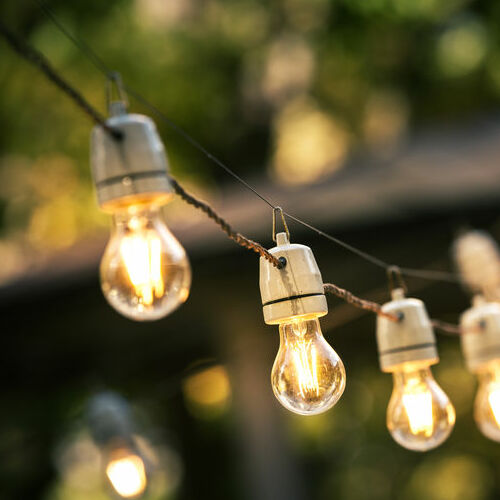 String Outdoor Lighting
