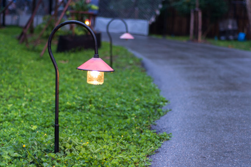 Outdoor Lighting Pathway Lanterns